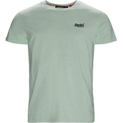 M1010 T-shirt Regular | M1010 T-shirt | Grøn
